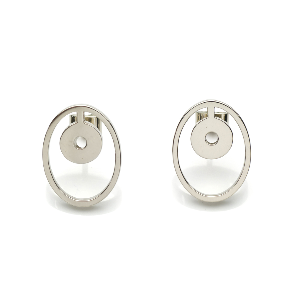 Ténéré Earrings 18K white gold 540 EUR