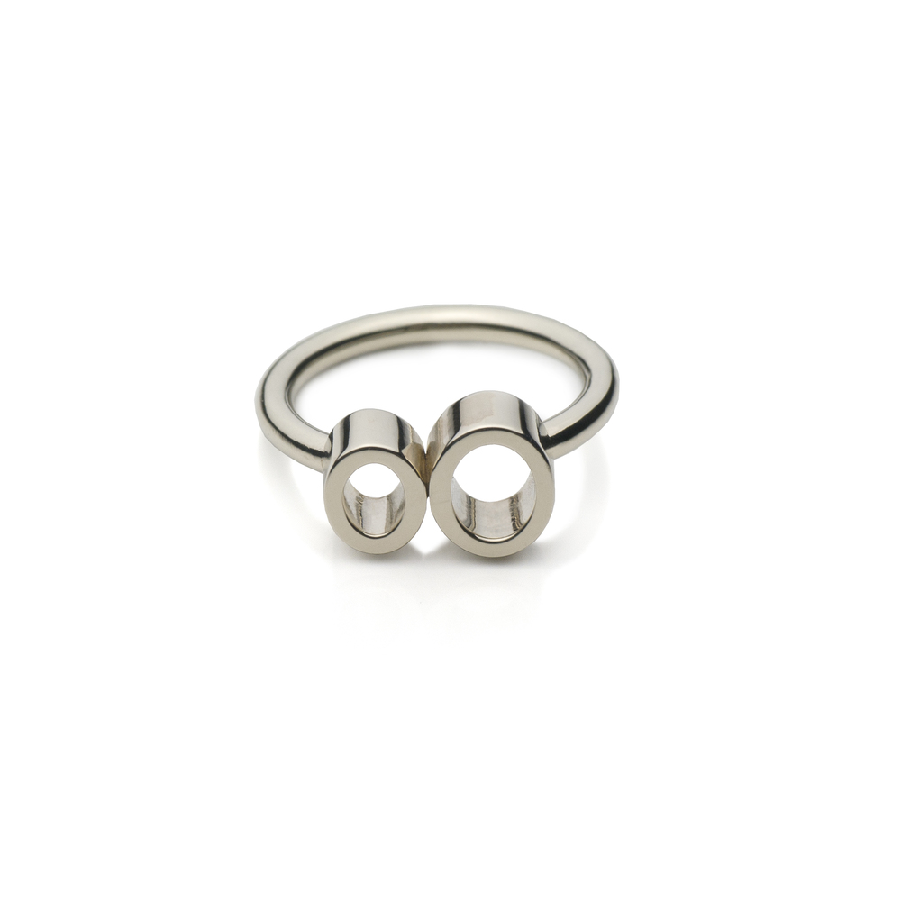 Somoto Ring 18K white gold 490 EUR