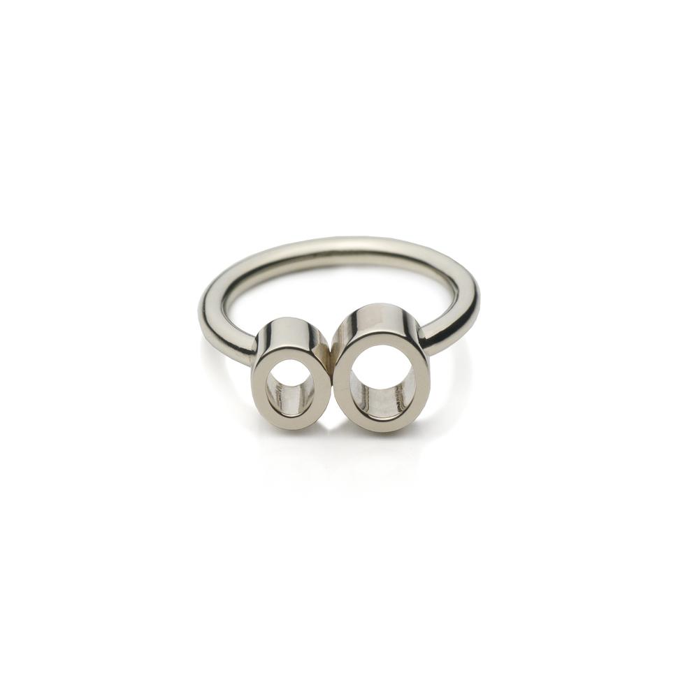Somoto Ring 18 K white gold 1,692 LTL / 490 EUR