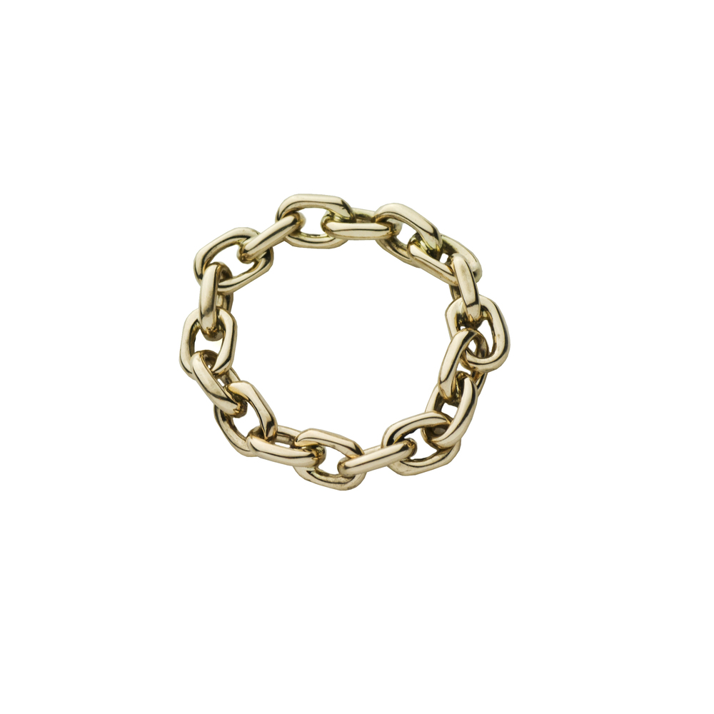 Ring Yellow gold 18 K