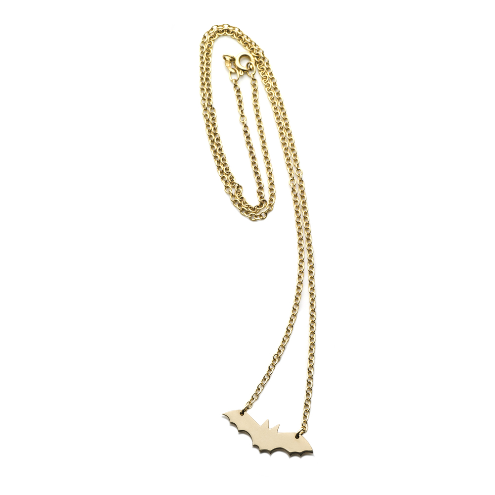 Collier Yellow gold 18 K