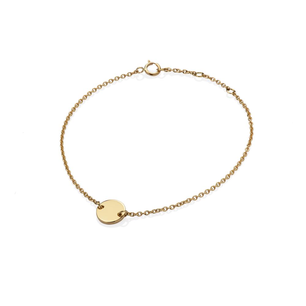 Bracelet 18 K yellow gold 300 EUR