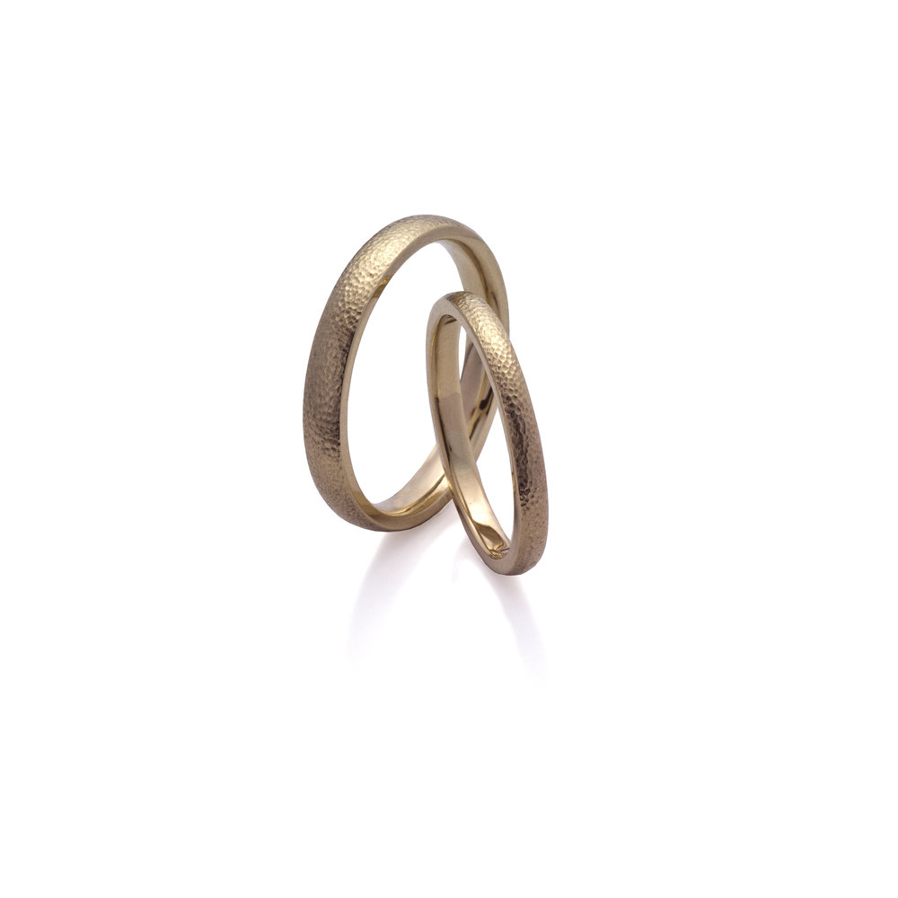 18K red gold