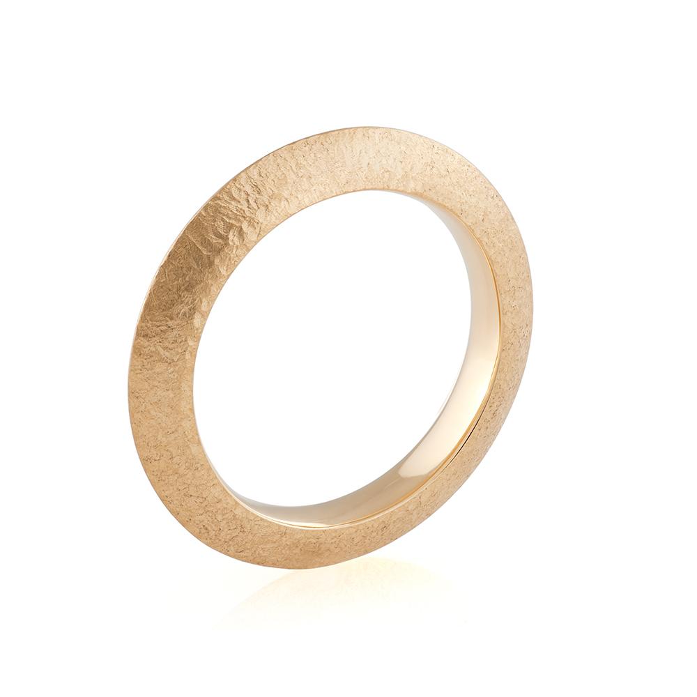 Ring Yellow gold 18 K Size 16.25 430 eur