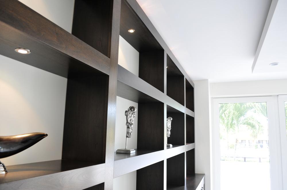 Walnut cabinet with b oil lighting.JPG