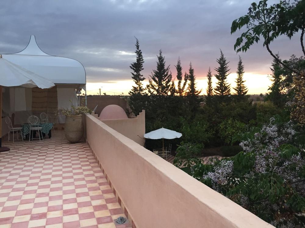 Terrace Dar Azahra