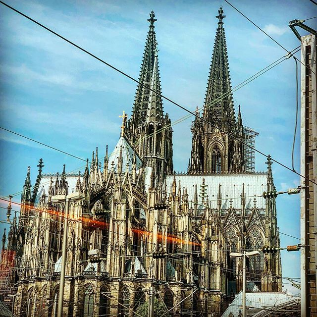 Without a doubt. The finest gothic cathedral in the world.