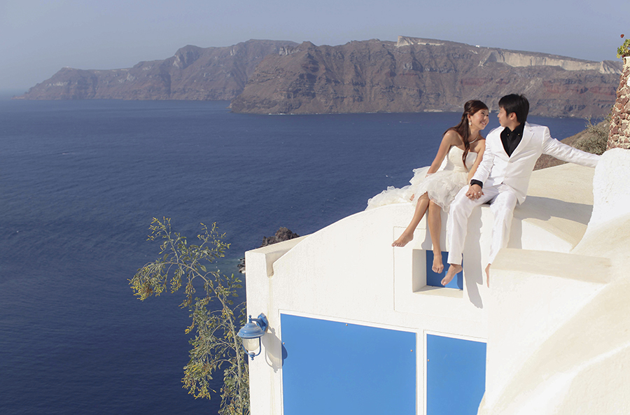 santorini greece . wedding photography by kurt ahs . 3086.jpg