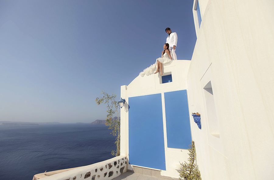santorini greece . wedding photography by kurt ahs . 3087.jpg