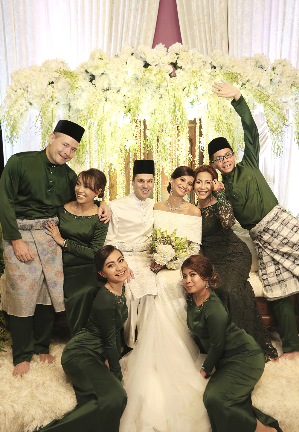 malaysia traditional malay wedding . the akad nikah of putera bruno araujo + puteri elfarezza . photography by kurt ahs ( perhapslifemoments ) . 7225.jpg
