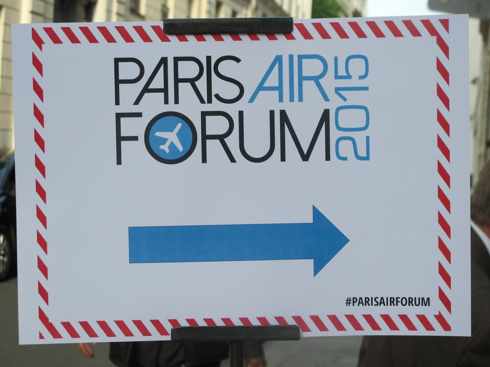 PARIS AIR FORUM  2015   SEE THE GALLERY