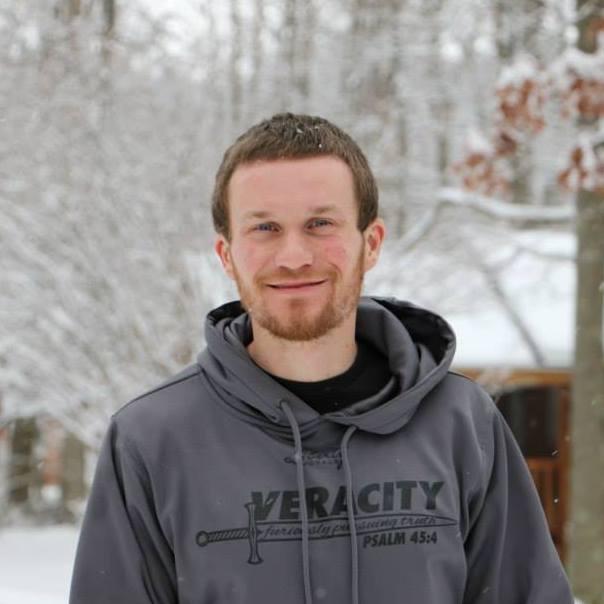 Associate Pastor Ben Long.