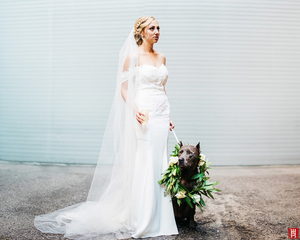 124-bokeh-panorama-brenizer-method-bridal-portrait-dog-old-forest-farm-bouquet-flowers-wedding.jpg