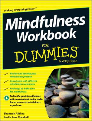 mindfulness workbook for dummies cover
