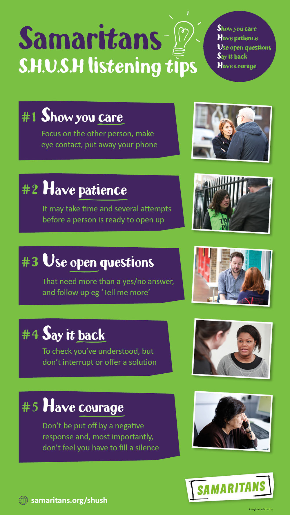 Image created by and for samaritans.org