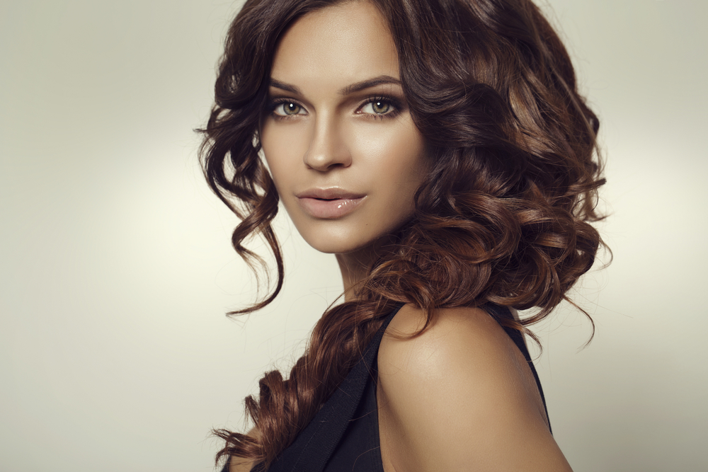 Show off your best features    Hair Shaping & Style