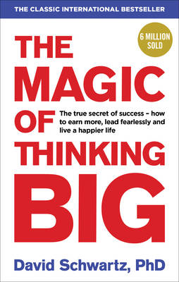 David Schwartz, The Magic of Thinking Big, Erica Castner