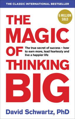 David Schwartz, The Magic of Thinking Big, Erica Castner