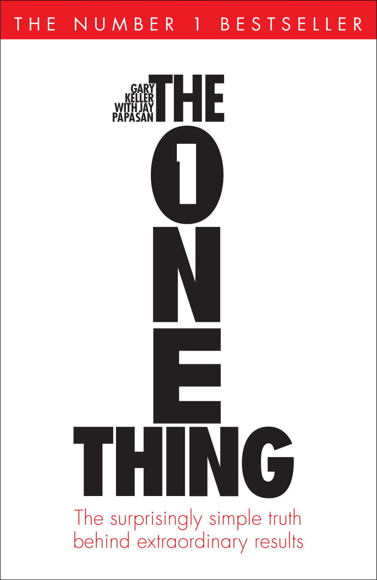 gary keller, the one thing, erica castner