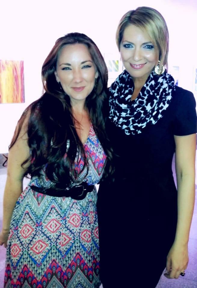 Melissa DeHaven and Erica Castner, Sidney & Berne Davis Center, Fort Myers