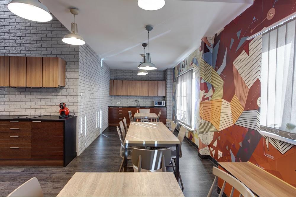 Kuchnia zaprojektowana dla 40 osób
