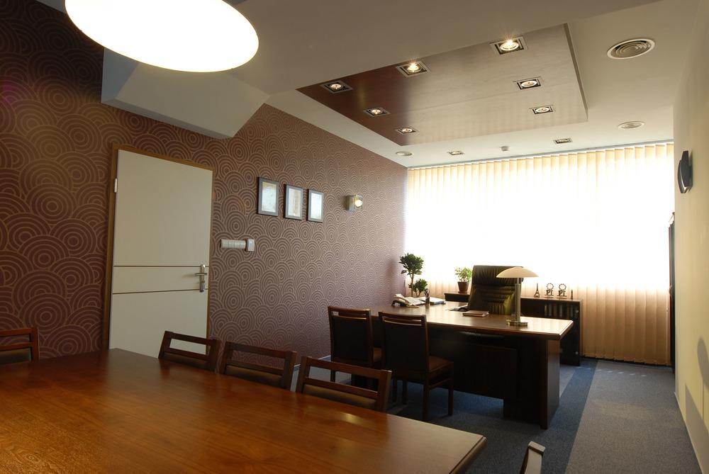 Wnętrze gabinetu dyrektora