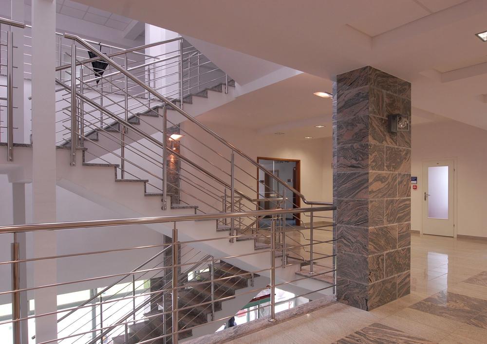 Modernizacja klatki schodowej