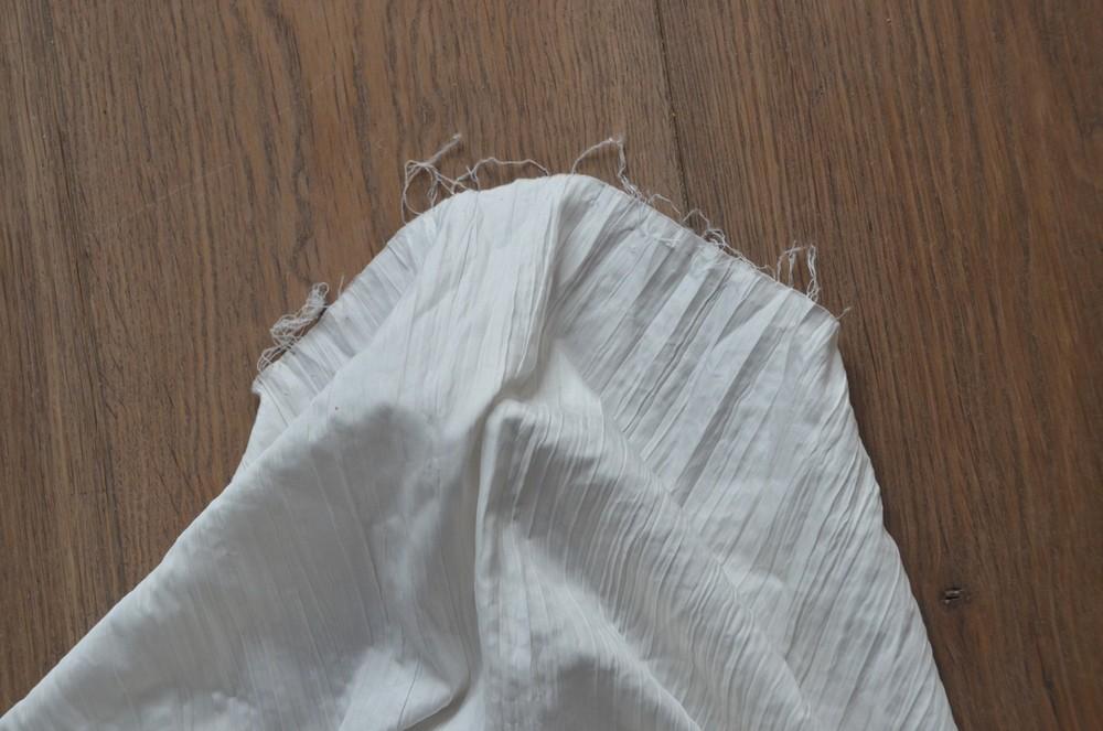 Kreszowana tkanina