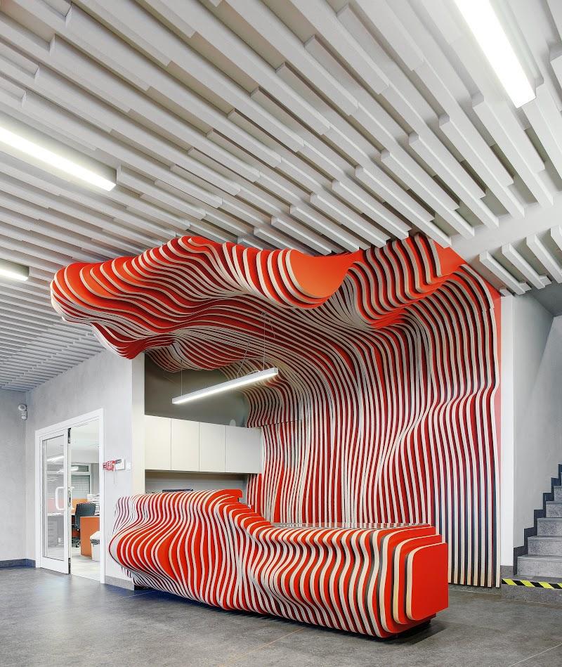-projekt biomorficznej formy recepcji firmy.jpg