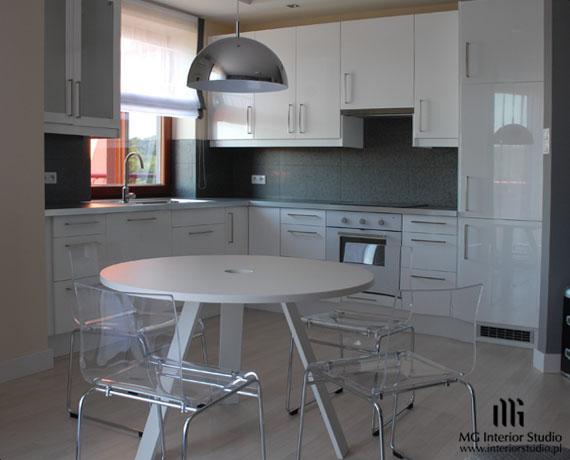 Kuchnie — MG Interior Studio