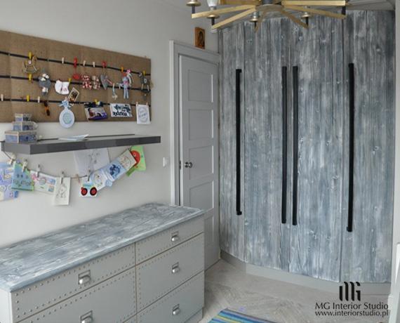 Pokoje Dziecięce Mg Interior Studio