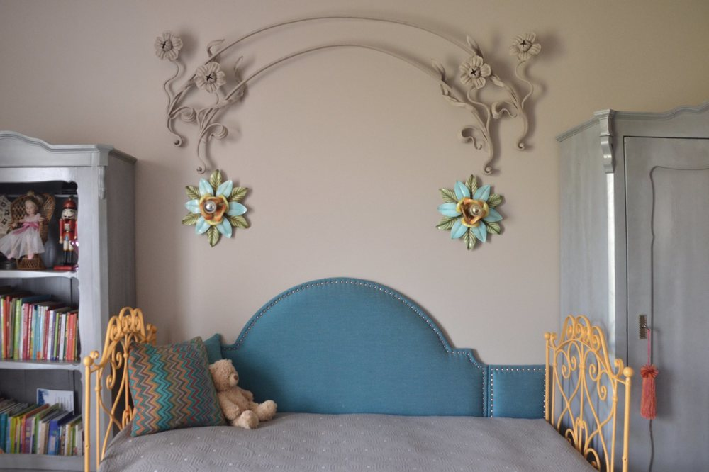 Pokój dziecięcy również pełen jest oryginalnych obiektów