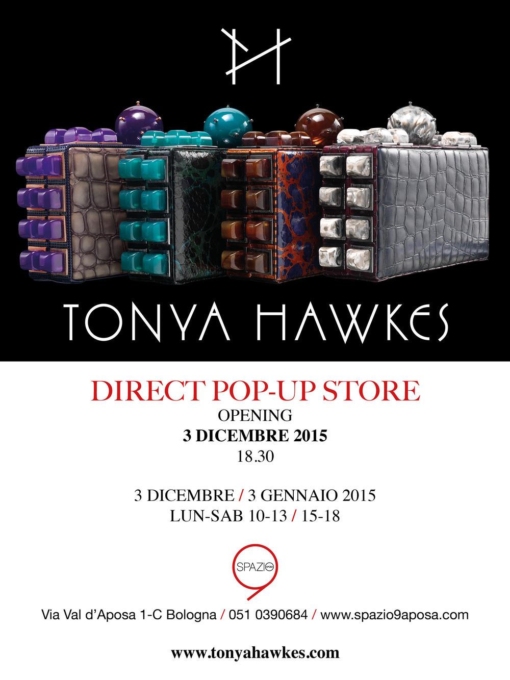 Tonya Hawkes