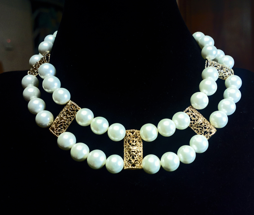 2 strand pearl and gold spacers.jpg