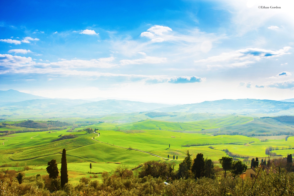 Val D'Orcia photo credit: Nathan Gordon