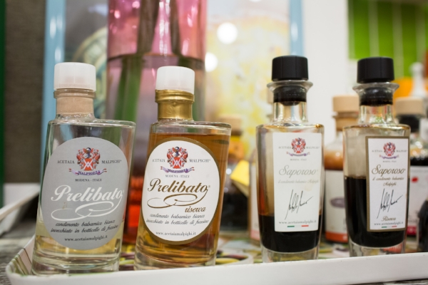 We taste boutique vinegars on our   Food Lover's Tour in Florence  , too!