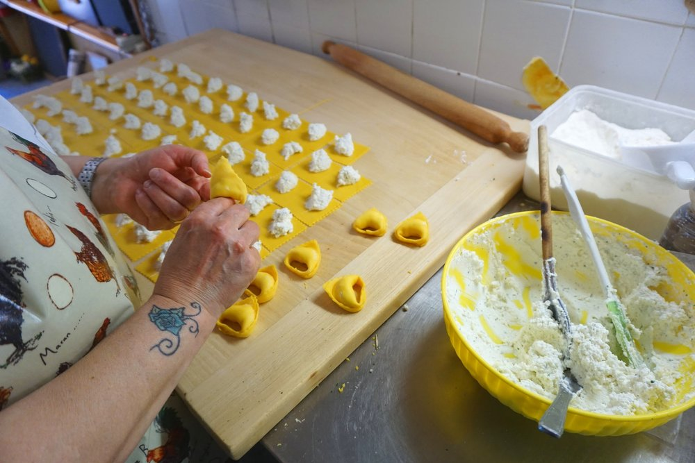 Fresh Pasta and Traditional Bolognese Cooking Lesson in Bologna