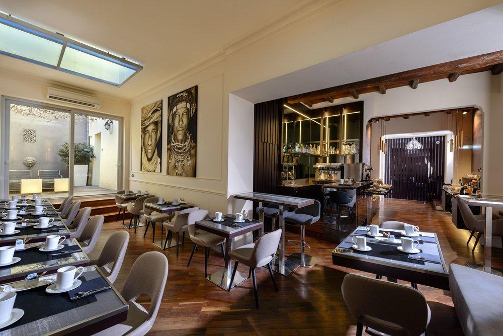 Photo credit: Hotel Metropolitan in Bologna, Italy