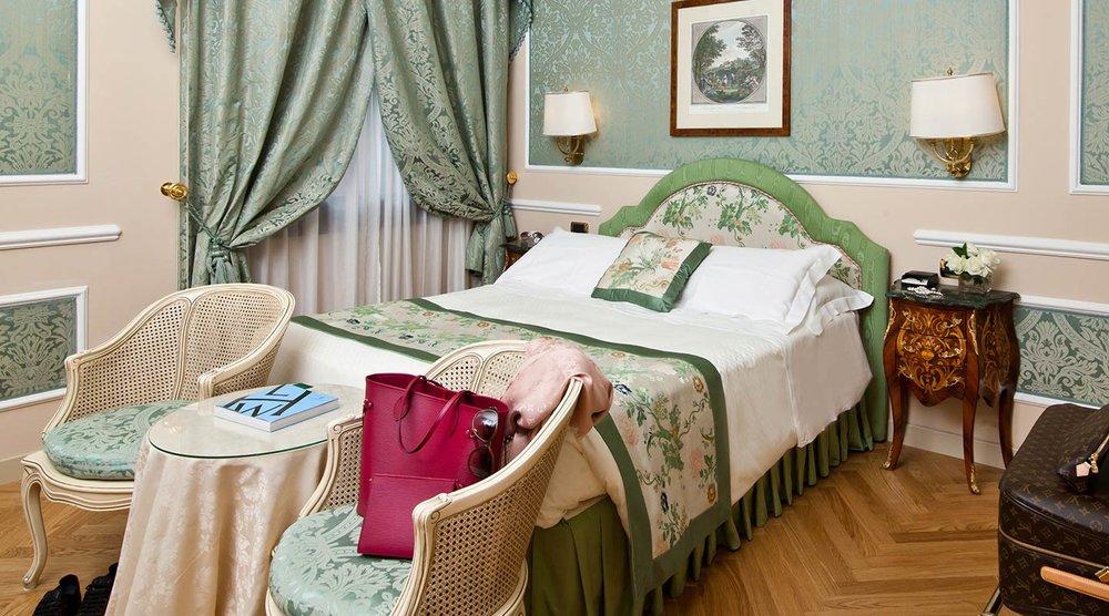 Photo credit: Grand Hotel Majestic già Baglioni in Bologna, Italy