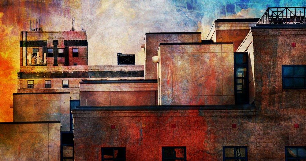 Block By Block, Susan McClory, 2017