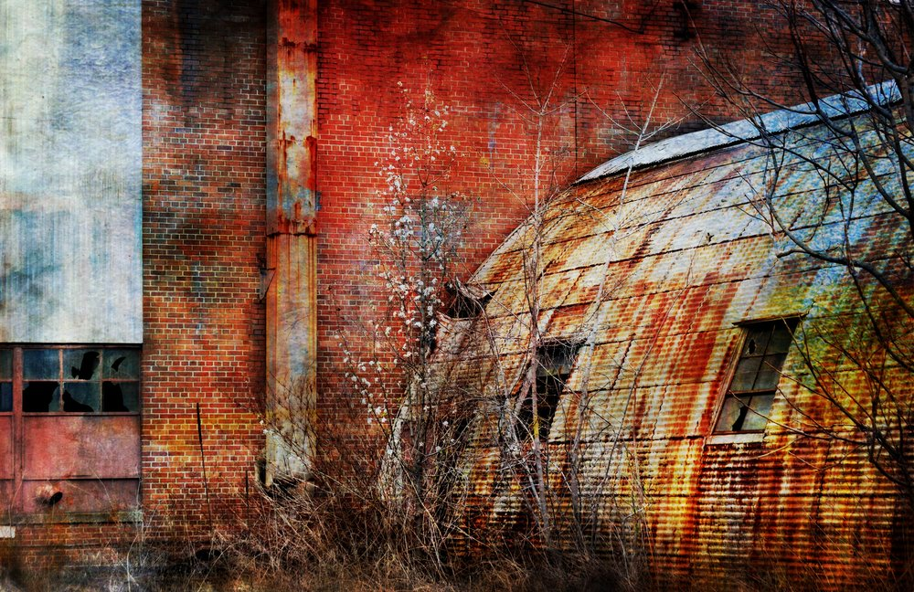 Quonset Decay , Susan McClory, 2017