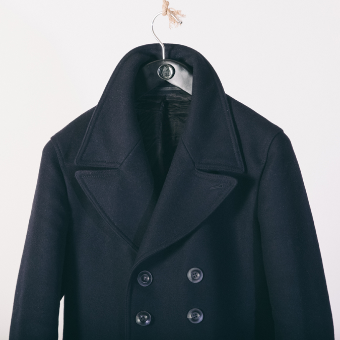 Garderobe Clothing: CROPPED P-COAT | Clothing,Clothing > Coats -  Hiphunters Shop