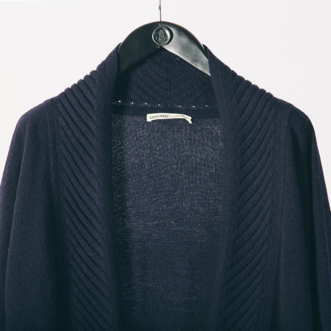 Garderobe Clothing: EDGE CARDIGAN | Clothing,Clothing > Sweaters -  Hiphunters Shop