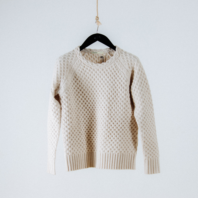 Garderobe Clothing: HONEYCOMB SWEATER | Clothing,Clothing > Sweaters -  Hiphunters Shop