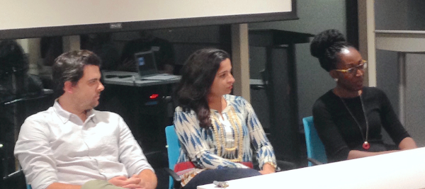 Sam Glover (Shoeboxed), Anjana Mohanty (Spoonflower) and Daisy Howarth (Duke) share their thoughts on how students can build their skills and improve their employment opportunities.