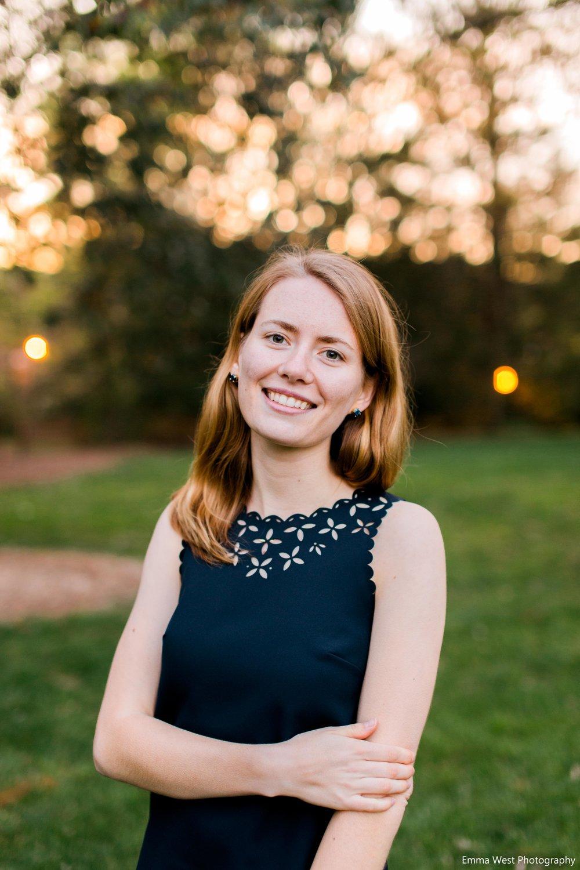 Grace Martien, Programs Coordinator