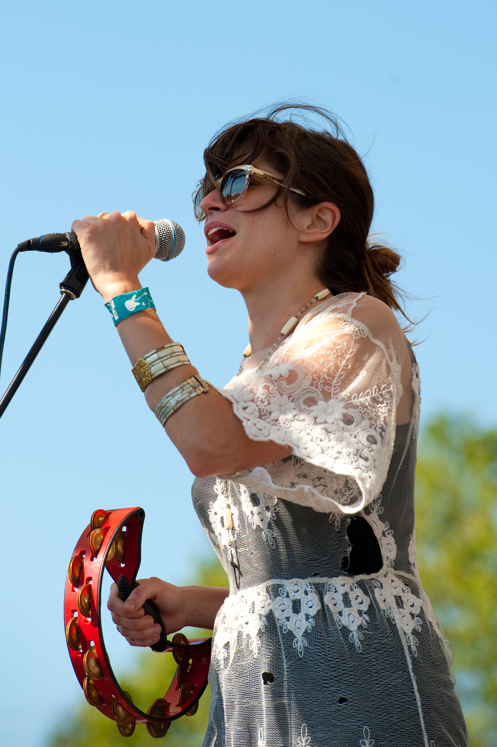 Nicole Atkins & The Black Sea © 2011 Lynda Shenkman Curtis