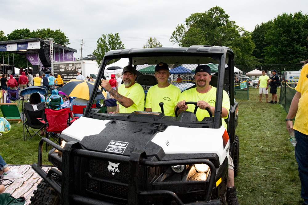 Our Public Works crew is the absolute best © 2017 Lynda Shenkman Curtis