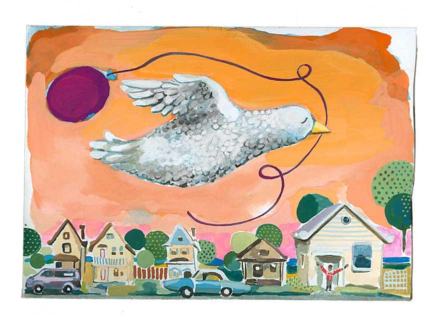 Lucinda'sbird