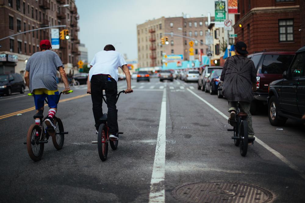 Jake Layton, Twin, Ethan Cole / Bronx, NY